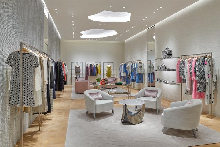 阿联酋迪拜Dior专卖店设计
