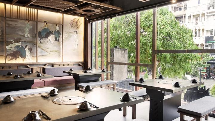 K Duck Korean Restaurant By Design Plus Ho Chi Minh City Vietnam