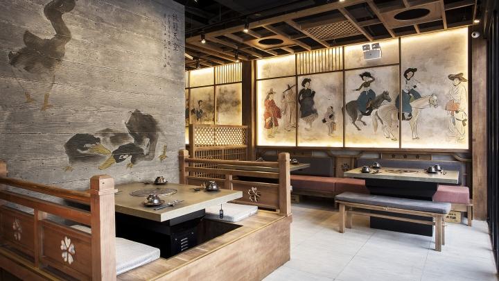 187 K Duck Korean Restaurant By Design Plus Ho Chi Minh