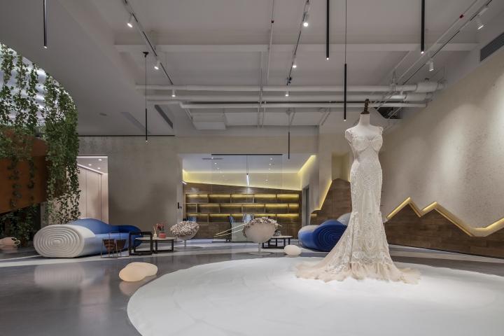 Le monde weddings store by hejidesign shenzhen u china