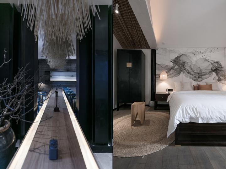 187 Li Man Shen Mi Ji Hotel By Yiduan Shanghai Interior