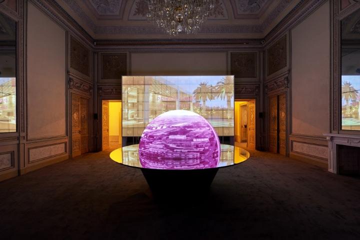 Minotti exhibition by migliore servetto architects monza u2013 italy