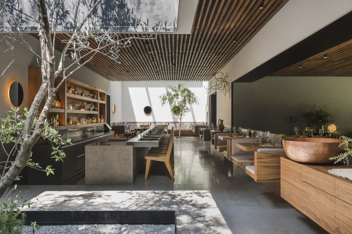 墨西哥Pujol餐厅设计