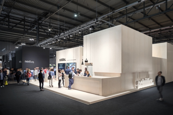 Kitchens As A Habitat: For The First Time, Du0027art Design Gruppe (Dart)  Arranges The Appearance Of Kitchen Manufacturer Schüller At EuroCucina From  17 To 22 ...
