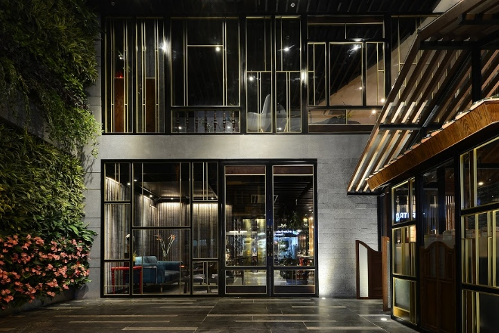 the chi boutique hotel by design plus hanoi vietnam