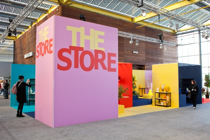 The Store Is A Pop Up Shop During The Tradeshow ShowUP In The Netherlands.  Twice A Year ShowUP Organize A Tradeshow For The Home U0026 Gift Branch With ...