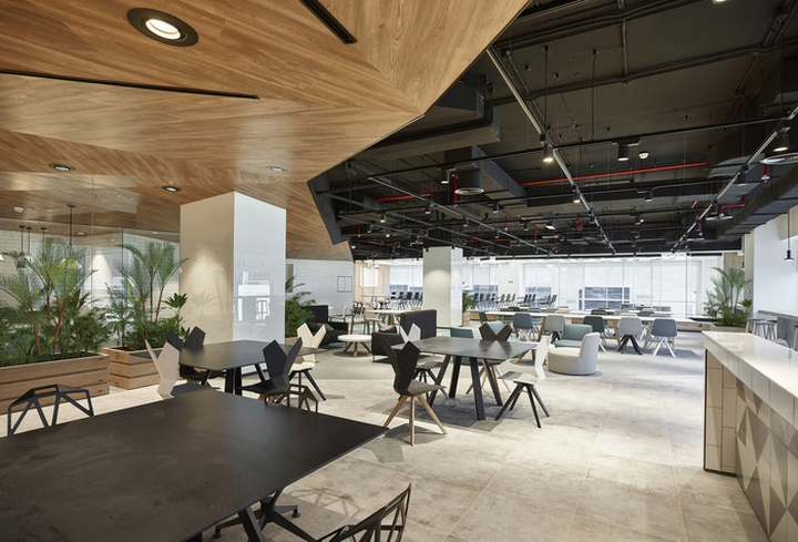 Unbox offices by swiss bureau interior design dubai uae - Interior decorator apprenticeship ...