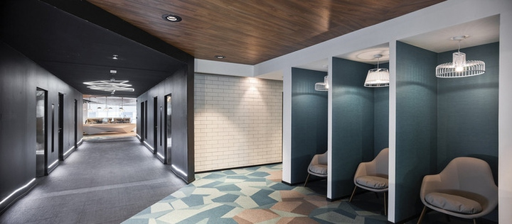 Swiss Bureau Interior Design Company Dubai Uae: » UNBOX Offices By Swiss Bureau Interior Design, Dubai