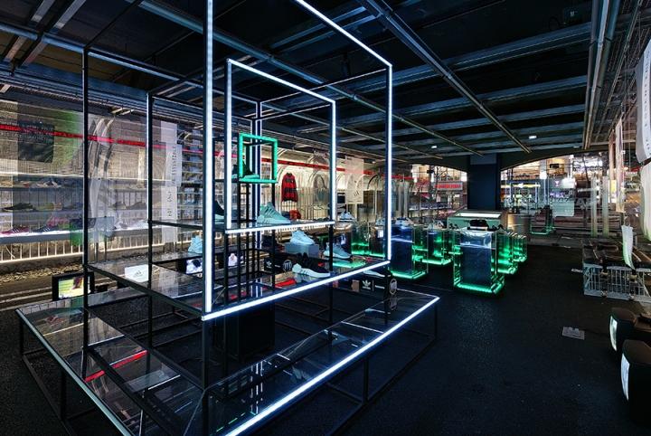 Adidas Originals Sneaker Exhibition, Seoul InnoSpace i  InnoSpace in