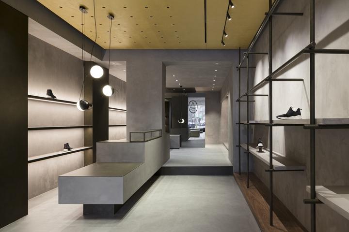 Shoes Shop/spaces/store Design