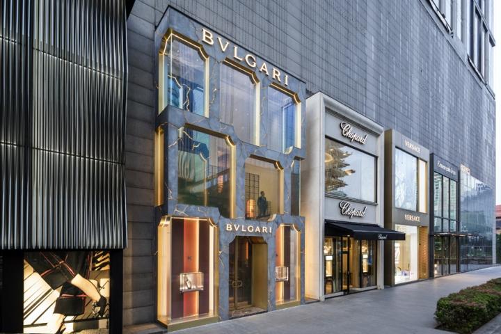 187 Bulgari Flagship Store By Mvrdv Kuala Lumpur Malaysia