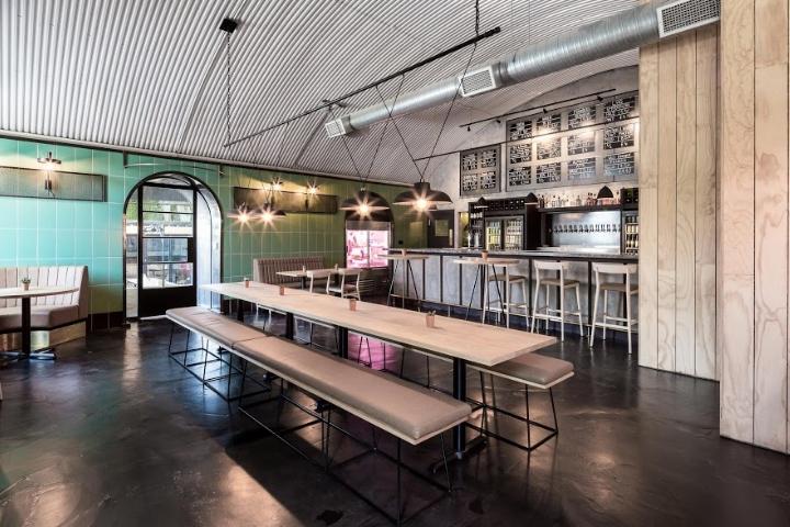 英国伯明翰Kilder bar设计