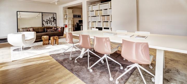 Kitzig interior design office munich germany for Interior design munich