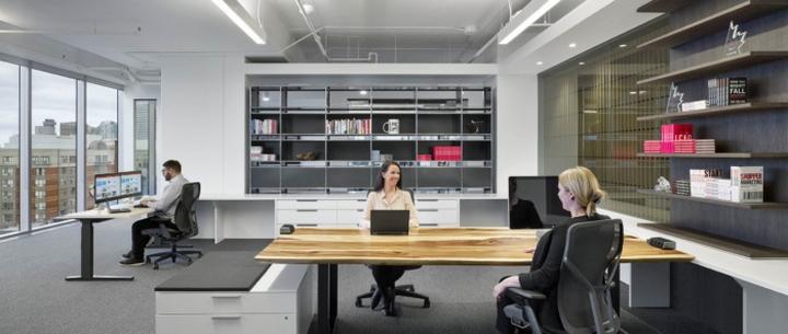 187 Loyaltyone Offices By Gensler Toronto Canada
