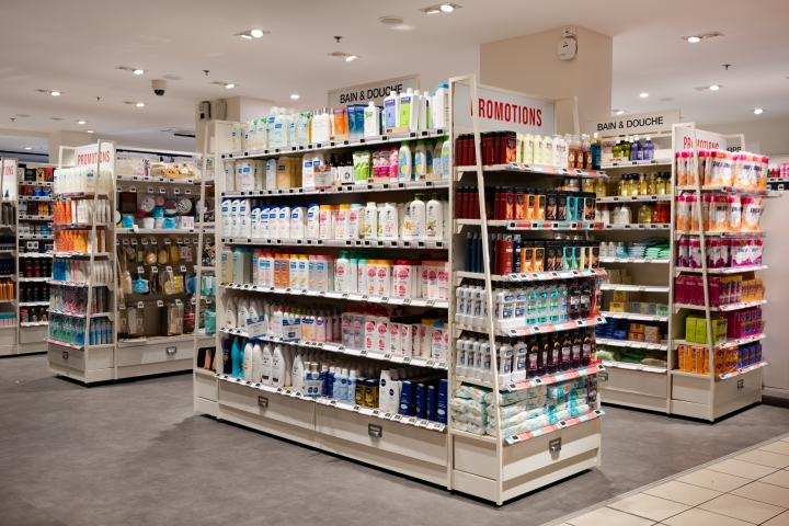 Monoprix Beauty Drugstore by DIAM, Paris – France ec9bc5ec412