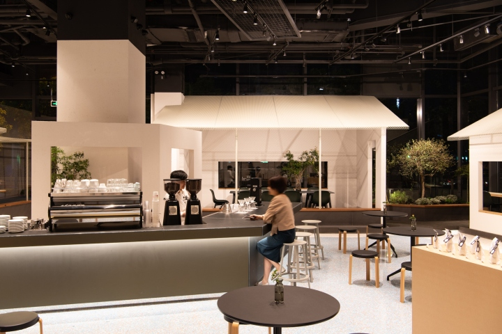 187 Seesaw Coffee By Nota Architects Suzhou China