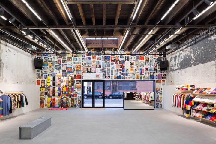 187 Supreme Store By Neil Logan Architect New York City