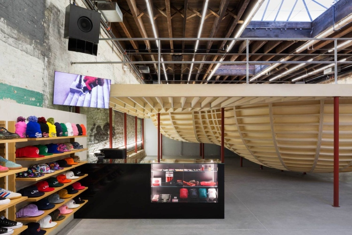 Supreme Store By Neil Logan Architect New York City