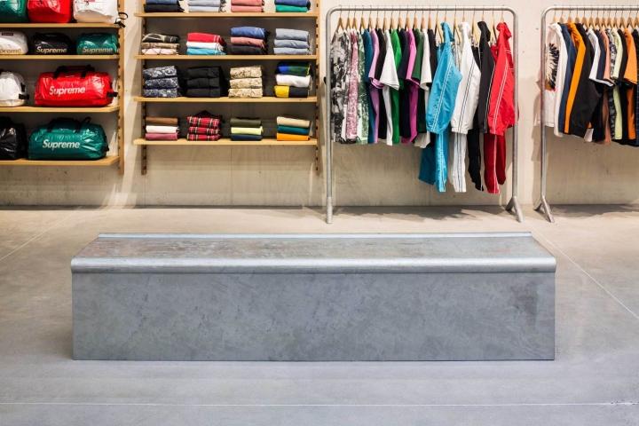 Supreme Store By Neil Logan Architect New York City