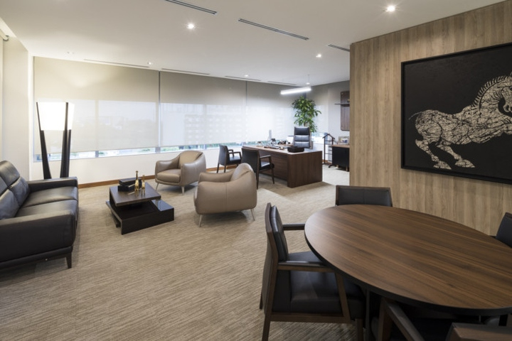 » Trenco Tropigas offices by AEI Arquitectura e Interiores, Panama City – Panama