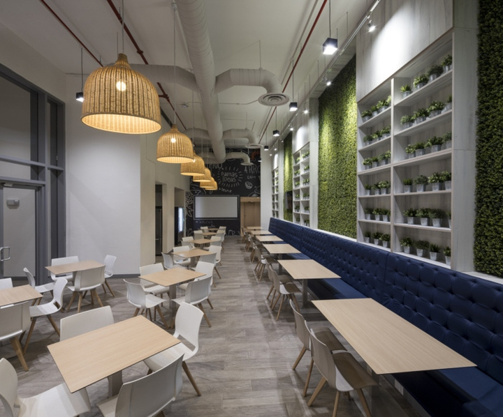 Trenco Tropigas Offices By Aei Arquitectura E Interiores