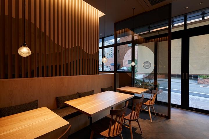 日本东京Tsukiyama餐厅设计