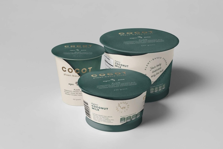 Cocot Packaging By Mamba Studio