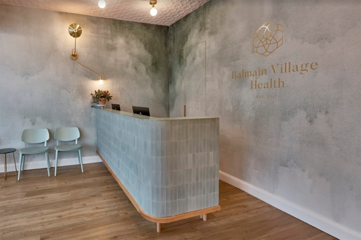 Balmain Village Health By Morrisco Design Sydney Australia