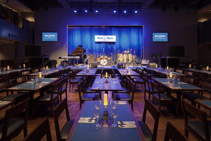187 Blue Note Beijing Jazz Club By Chiasmus Partners Inc