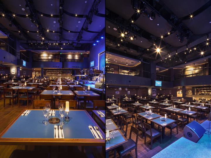 Blue Note Beijing Jazz Club by Chiasmus Partners  Inc, Beijing – China