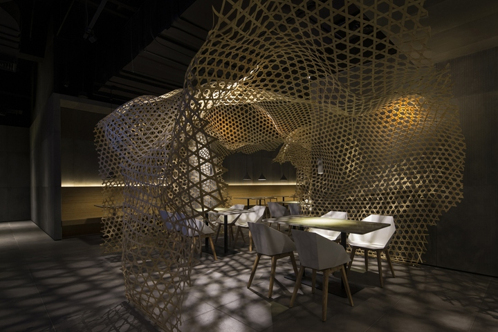 Chuan S Kitchen Restaurant By Infinity Nide Foshan China