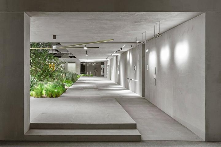空间设计 | 德国法兰克福Flos installation空间设计