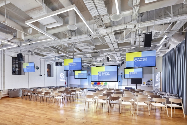 187 Google Campus Coworking Offices By Massive Design