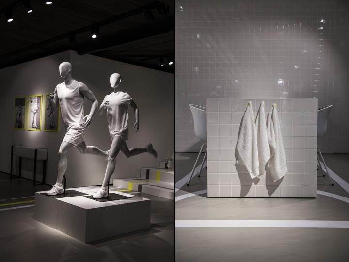 c9d7d0903e Hans Boodt Mannequins Sport showroom