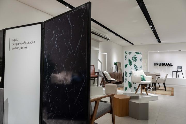 SI设计 | 巴西Inusual家居概念店设计