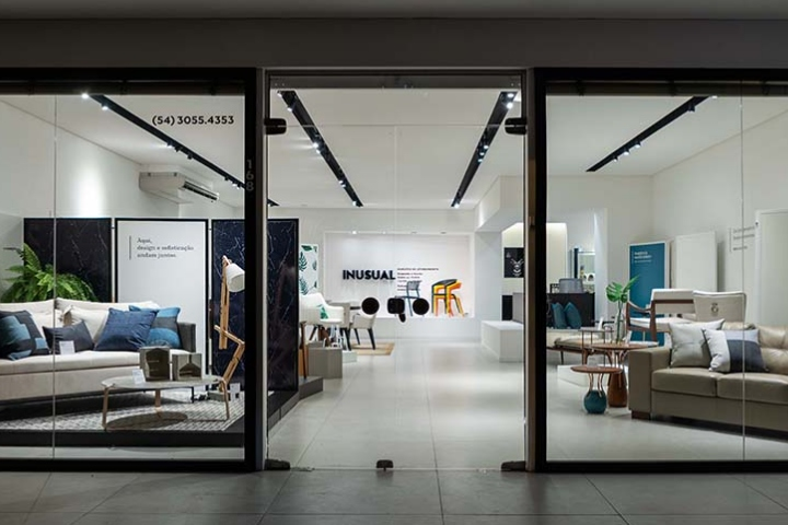 62080b94aff The Inusual brand was born to bring a unique – and online – experience to  the purchase of smart designed conceptual pieces. When our Studio was  contacted to ...