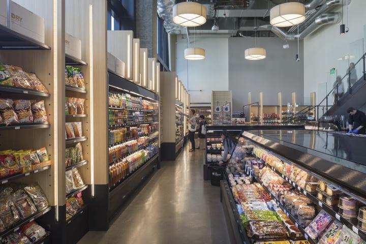 Kai Market by Graham Baba Architects, Seattle – Washington