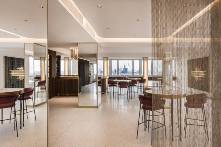 martini offices by il prisma milano srl milan italy On office design italia srl