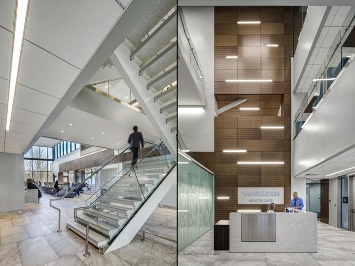» McLaren Health Care Corporate Headquarters by ...
