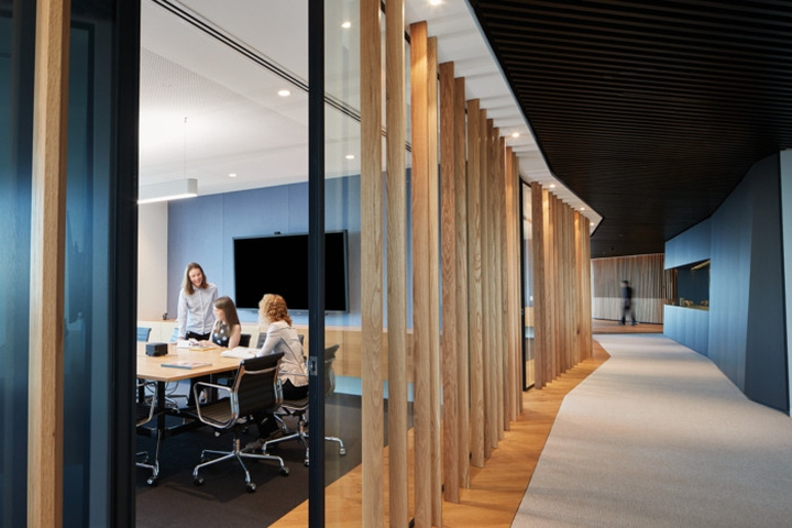 187 Plenary Offices By Woods Bagot Melbourne Australia