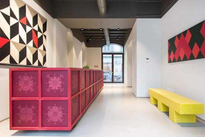 店面设计 | 意大利米兰-Savona 18酒店设计