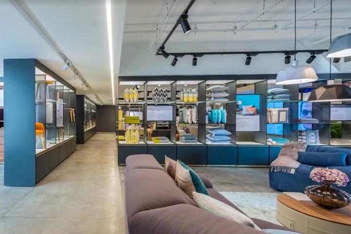 空间设计 | 印度Script家居旗舰店设计
