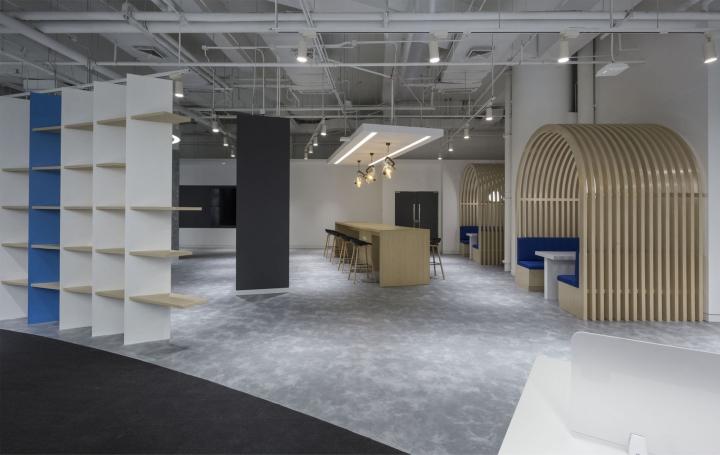 Talking data office by ujing interior design beijing - Interior design industry statistics ...