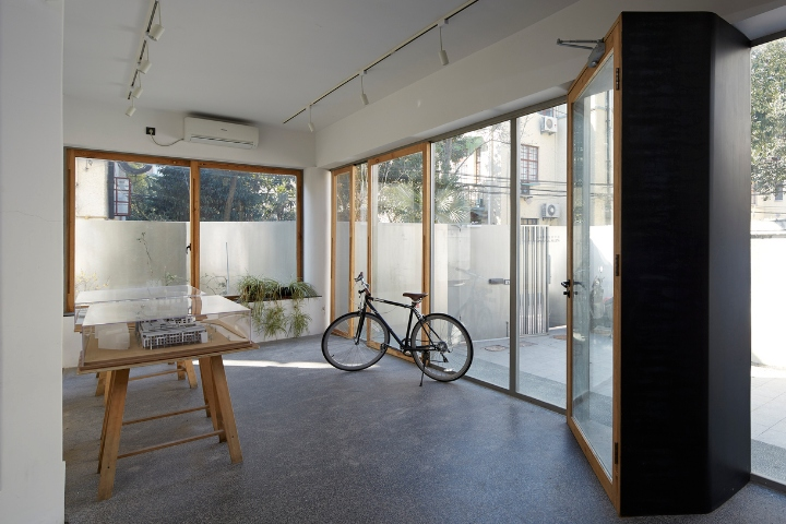 wuyuan rd studio by atelier liu yuyang architects shanghai china