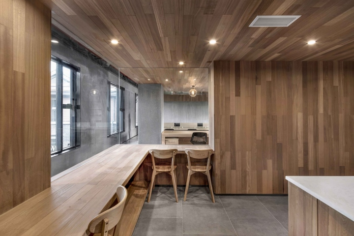 187 Zhongshan Road Coworking Space By Vary Design Chongqing