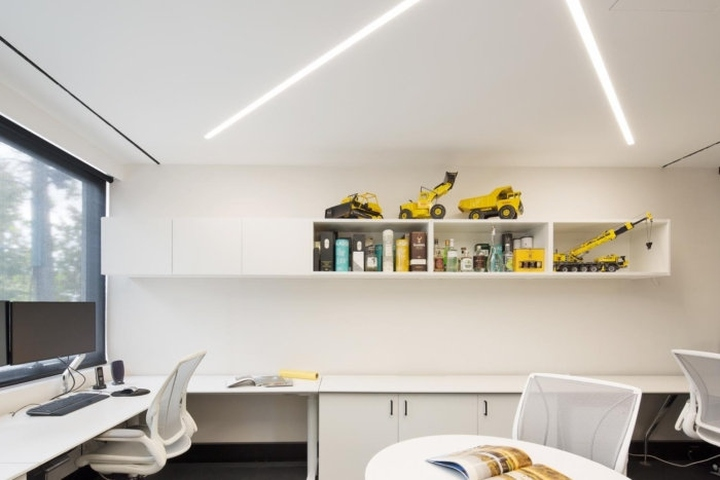 rfa Architects Offices, Sydney – Australia