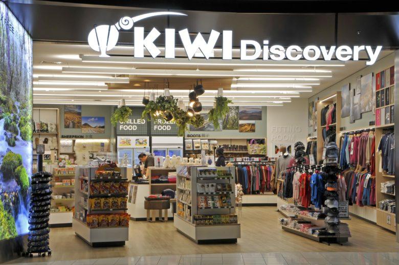 SI设计 | 奥克兰机场Kiwi Discovery店面设计