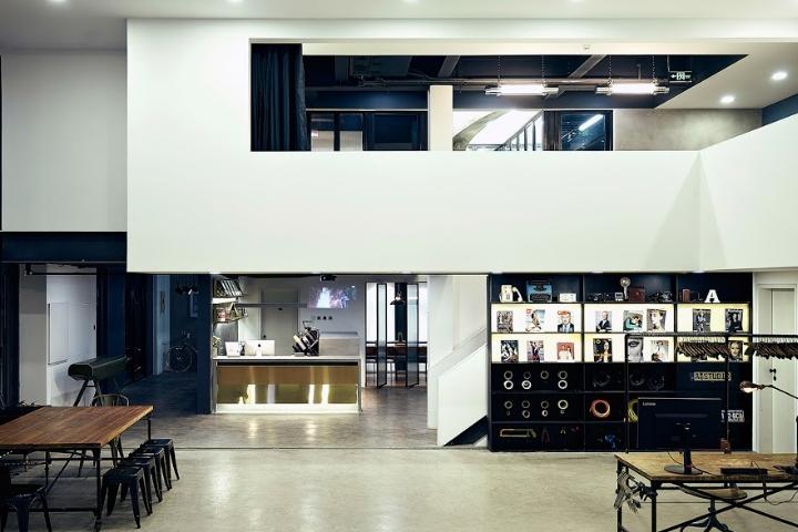 Astudio Photo Studio By United Units Architects Beijing China