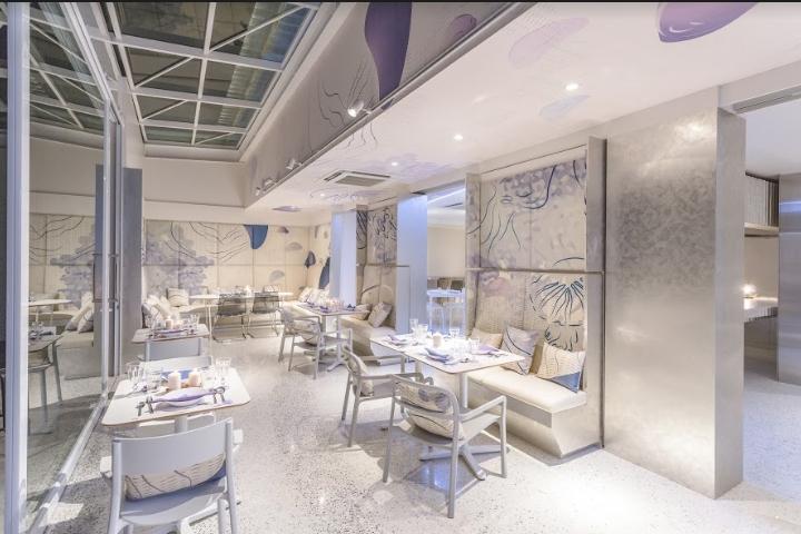 餐厅设计|泰国Comet Hotel 酒店餐厅设计