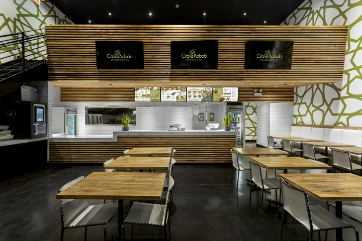 187 Crave Kabob Restaurant By Slick Designusa Chicago